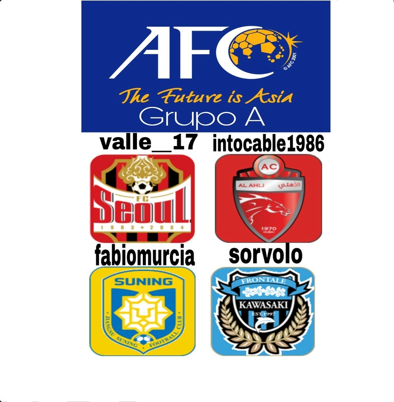 MANAGERS GRUPO A AFC Picsa175