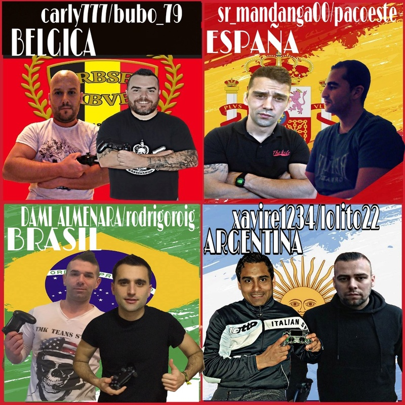 MUNDIALITO 2&2 GRUPO C MANAGERS Y SELECCIONES Picsa274