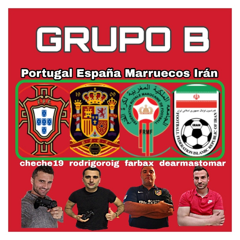 MANAGERS GRUPO B MUNDIAL 1&1 Picsa299