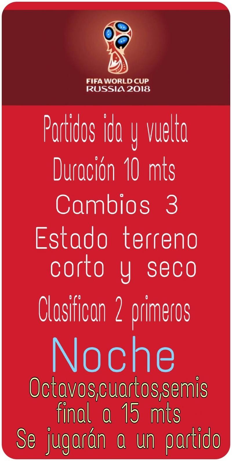 NORMAS MUNDIALITO 2&2 Picsa300