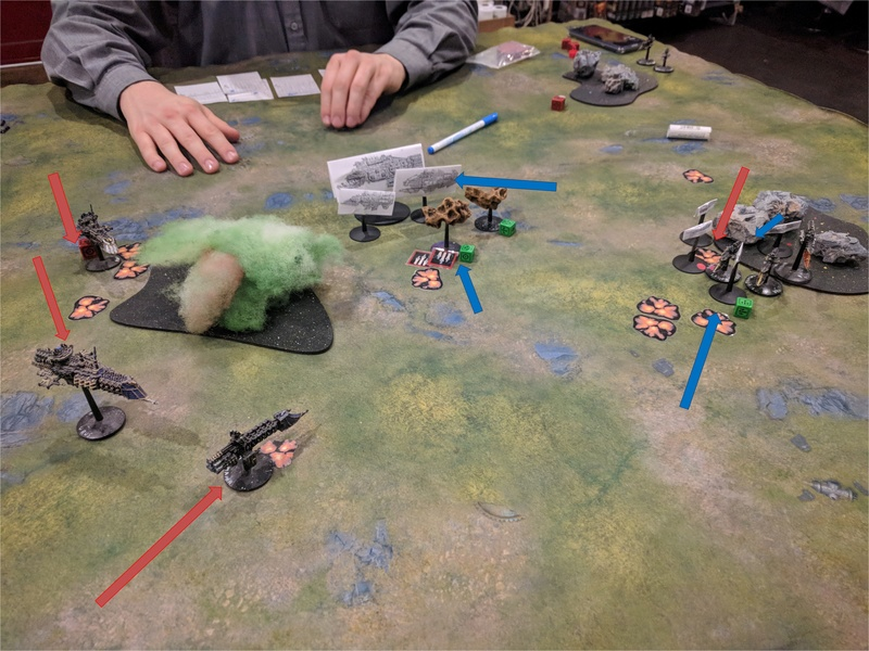 [Orks VS Navy - 750pts] On the Rok Again ! T3_vis10