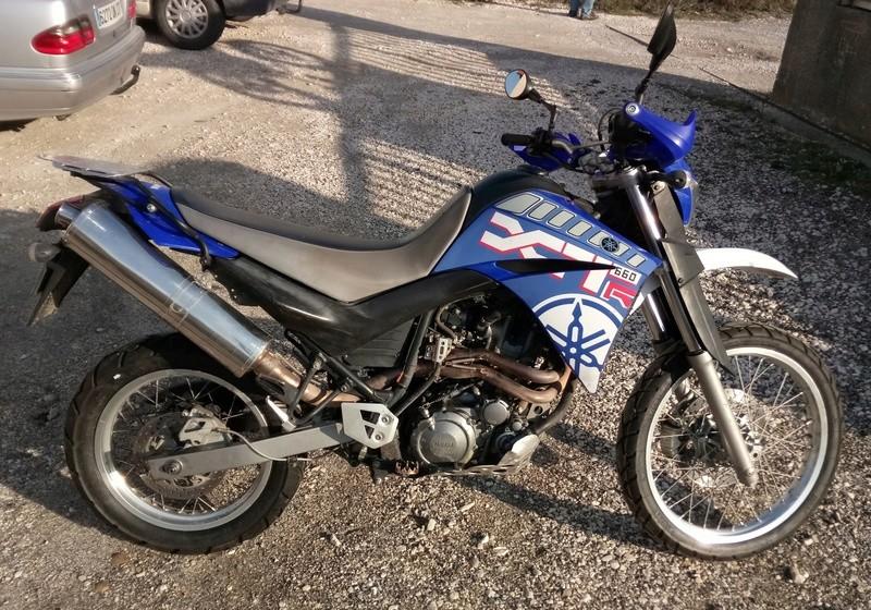 Vends YAMAHA 660 XTR de 2004 Moto_310