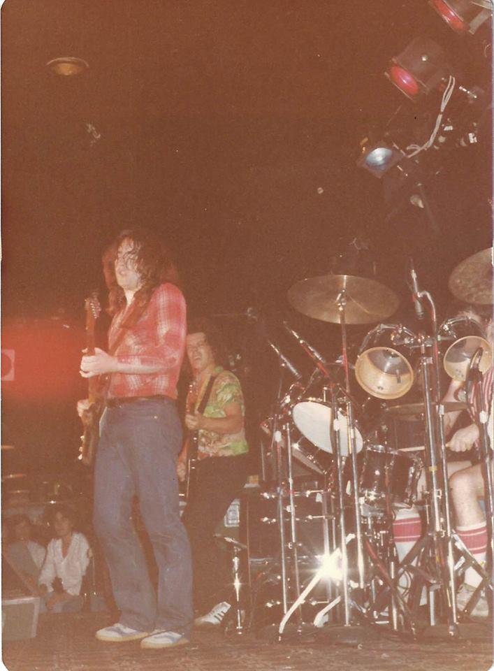 Photos de Pam Shanks - El Mocambo - Toronto (Canada) - 21 ou 22 novembre 1978 25659810