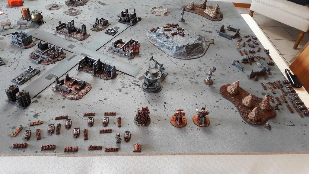 [IWC] 3 Seigneurs de Bataille 7-2 Le reste du monde 20171024