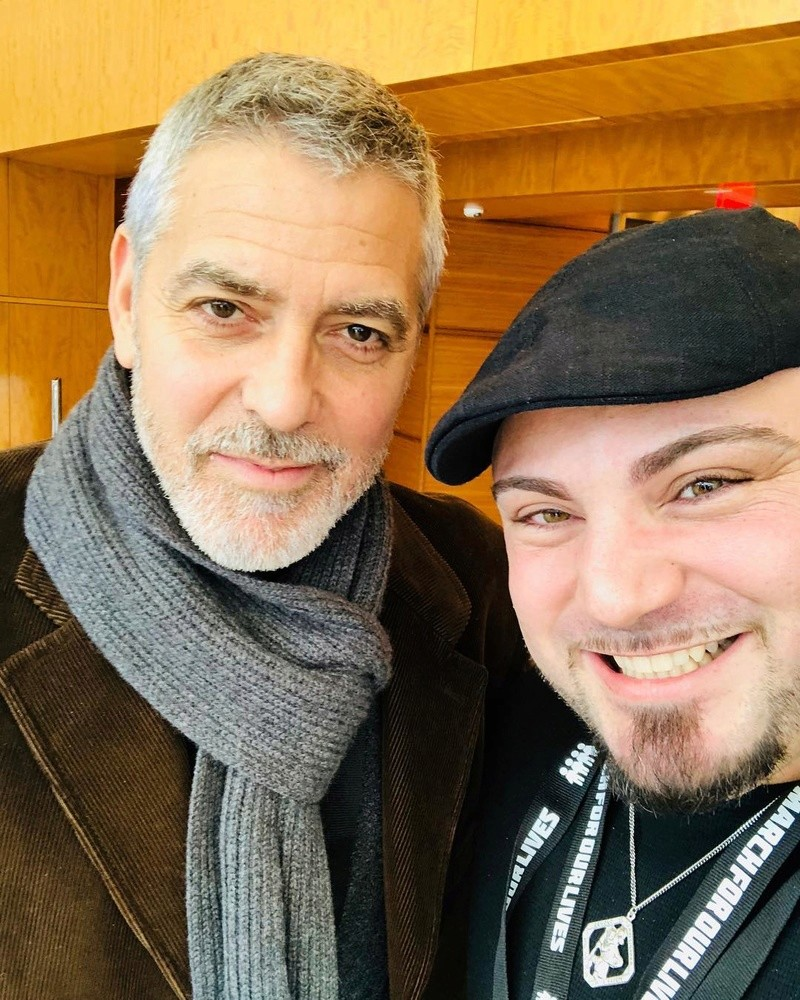 George Clooney: my letter to the Parkland students  29095810