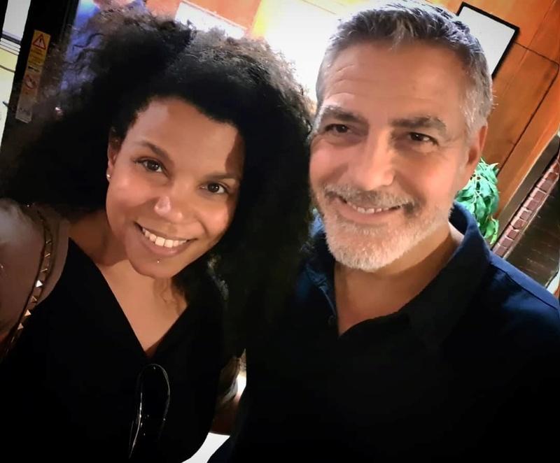 George Clooney in Rome Dcjoel10
