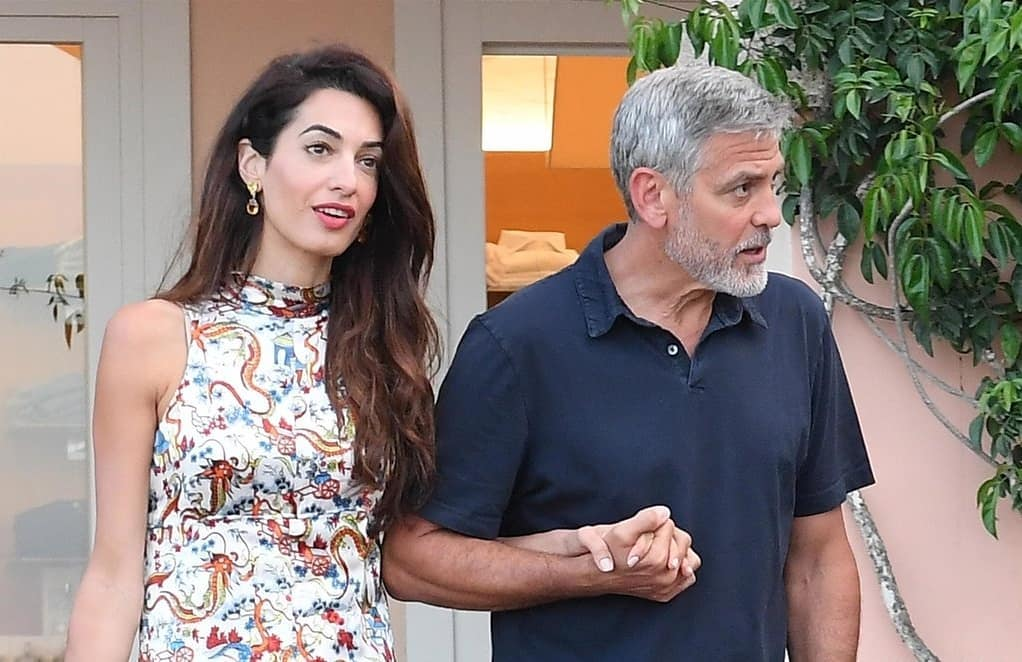 George and Amal out for dinner in Sardinia (2) Mr_mrs11