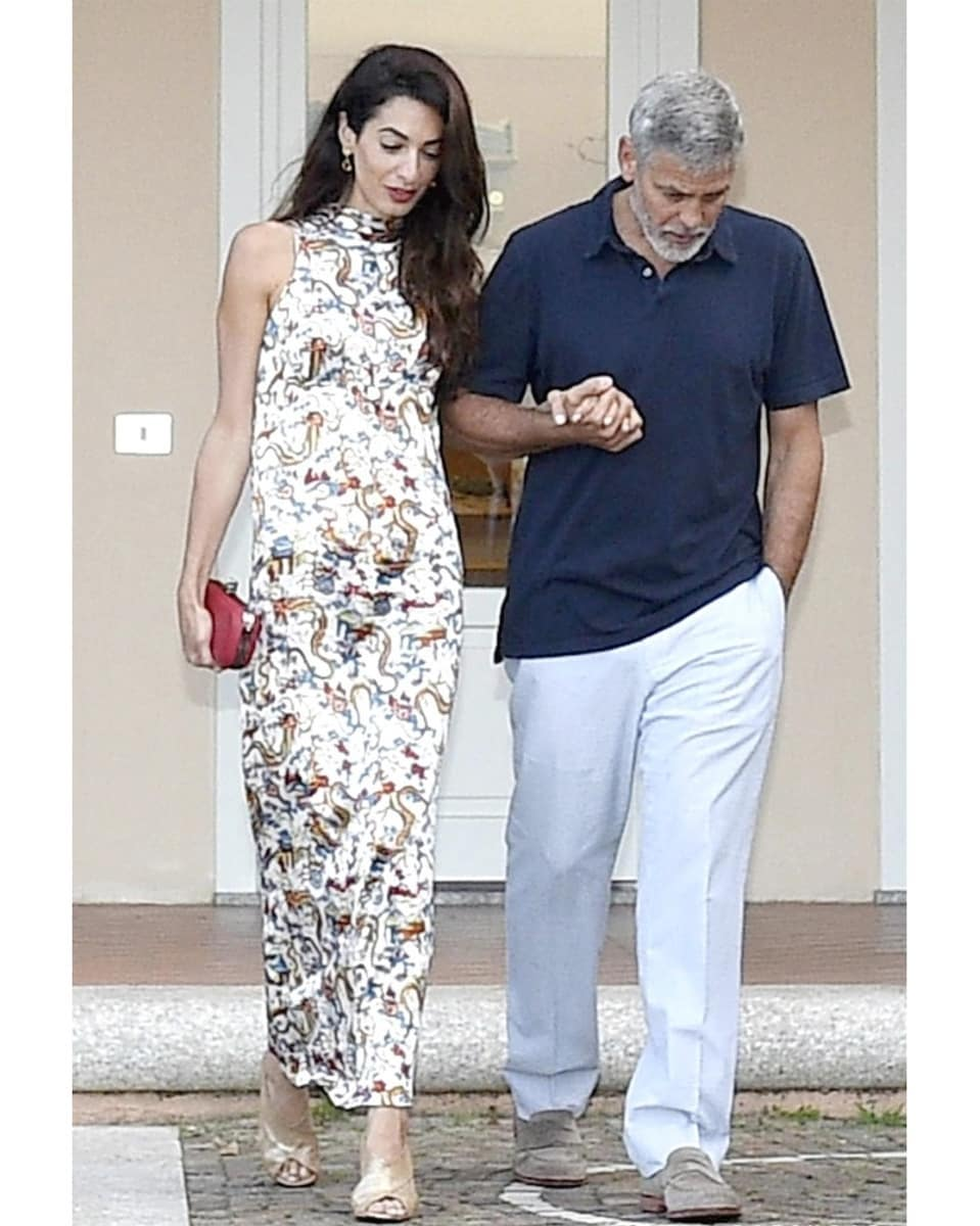 George and Amal out for dinner in Sardinia (2) Mr_mrs16