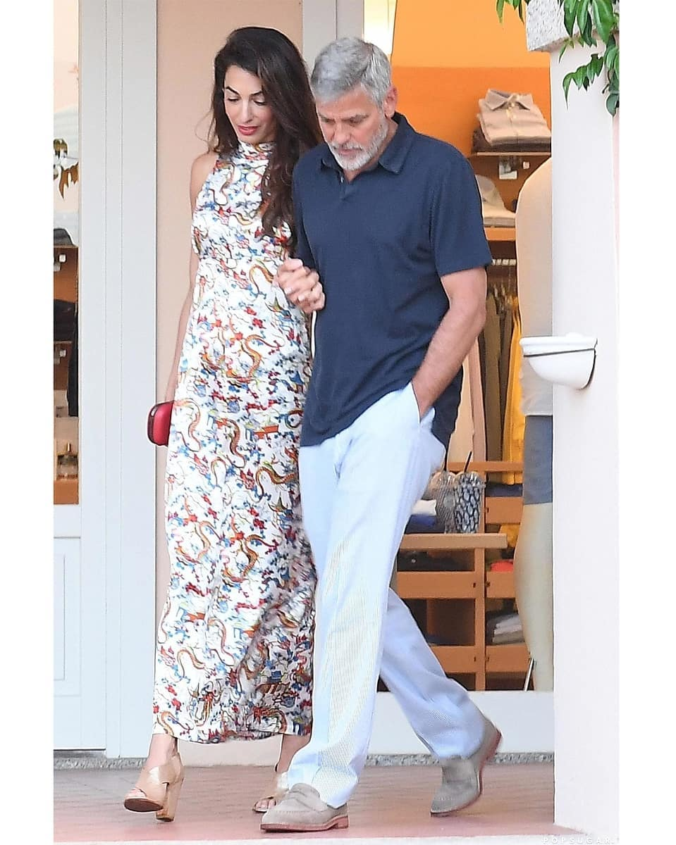 George and Amal out for dinner in Sardinia (2) Mr_mrs24