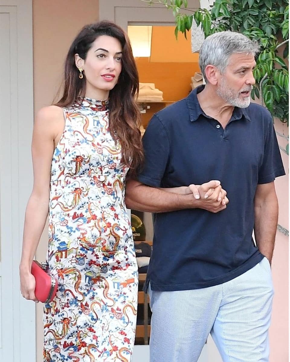 George and Amal out for dinner in Sardinia (2) Mr_mrs25
