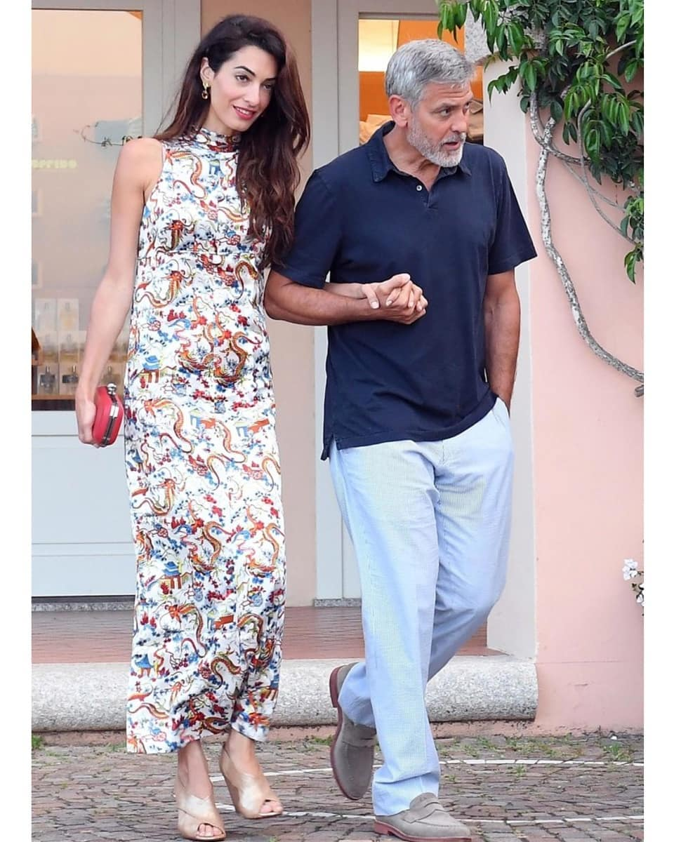 George and Amal out for dinner in Sardinia (2) Mr_mrs28