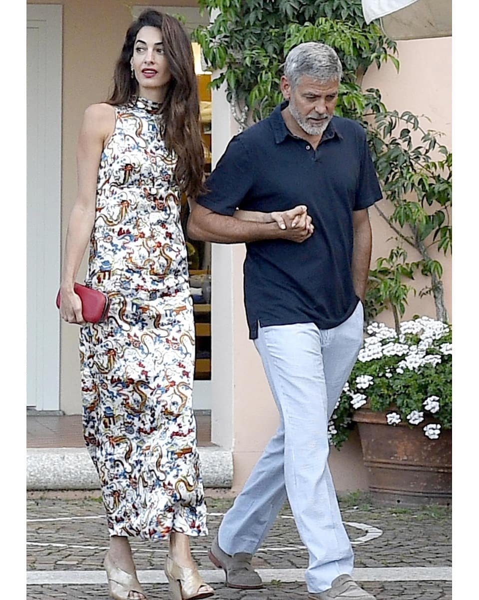 George and Amal out for dinner in Sardinia (2) Mr_mrs31