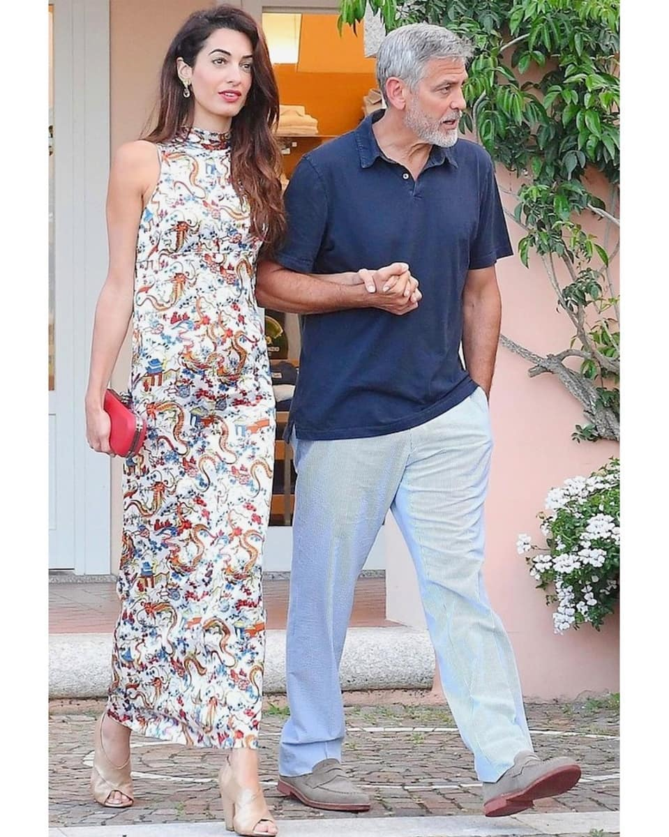 George and Amal out for dinner in Sardinia (2) Mr_mrs33