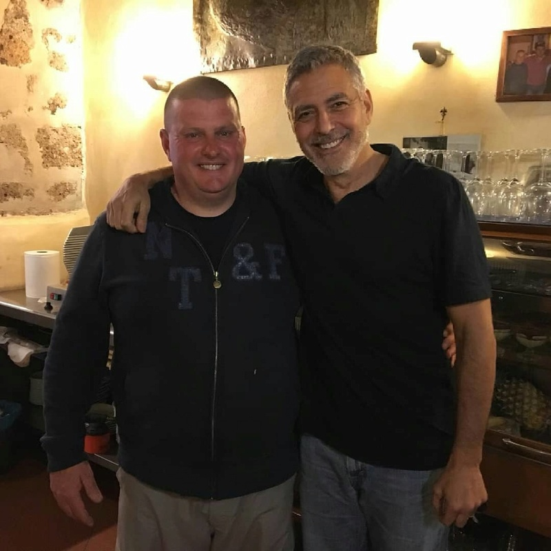 George in Viterbo April 2018 Tavern12
