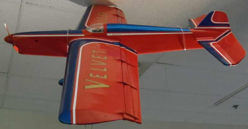 Yet Another Impromptu Run to the National Model Aviation Museum in Muncie, Indiana  10_14