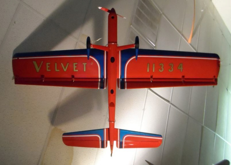 Yet Another Impromptu Run to the National Model Aviation Museum in Muncie, Indiana  10_210