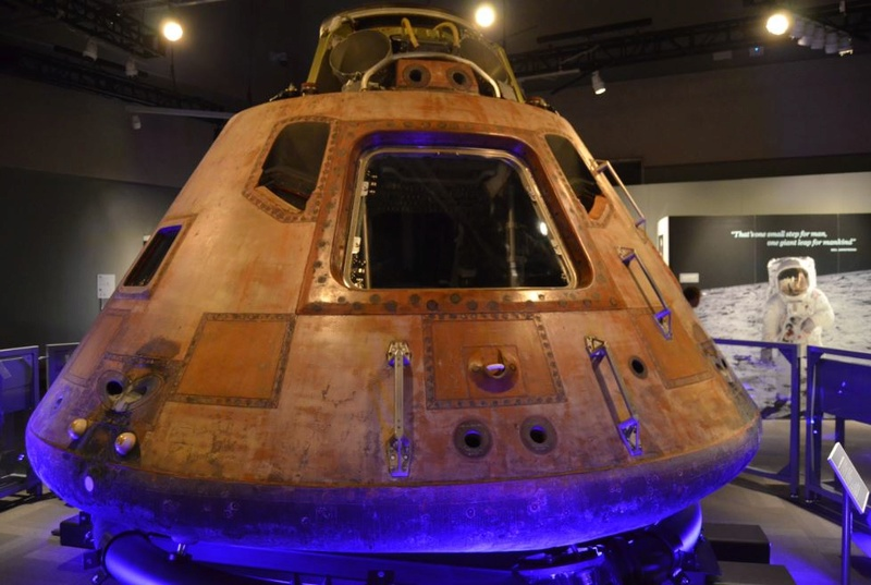 Apollo 11 Command Module at St. Louis Science Center 2_37