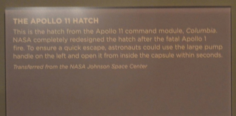 Apollo 11 Command Module at St. Louis Science Center 3_30