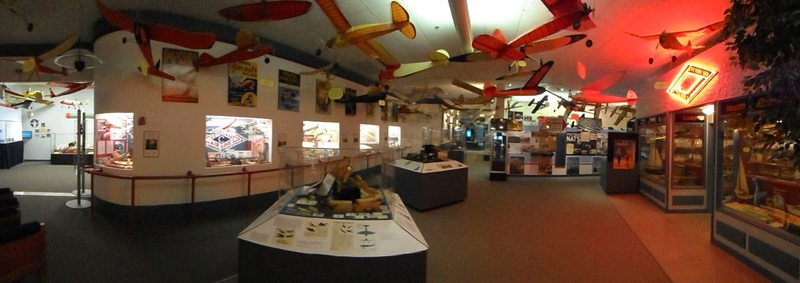 Yet Another Impromptu Run to the National Model Aviation Museum in Muncie, Indiana  4_111