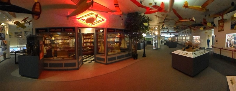 Yet Another Impromptu Run to the National Model Aviation Museum in Muncie, Indiana  4_210