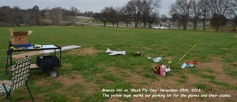 "The Breezy Hill Flyers' 2nd ""Black Fly-Day"" Event and A Good Time For All  !!! 5_13"