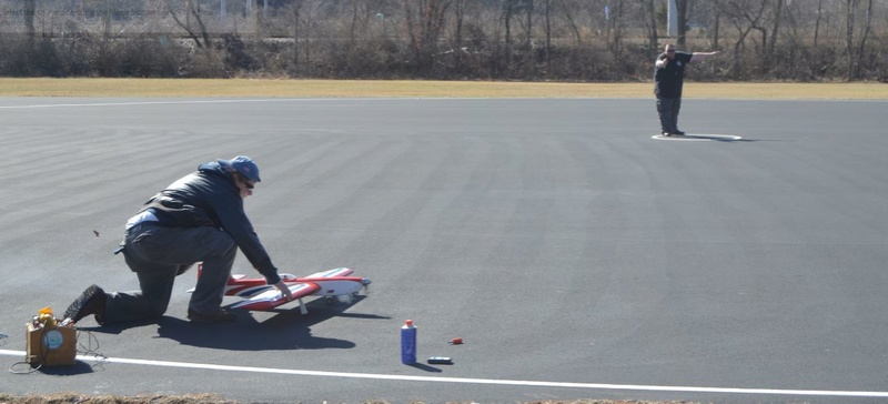 The 'Ice-o-Lated Stunt/Speed Contest' at Buder Park, hosted by the Lafayette Esquadrille Control Line Club 8_211