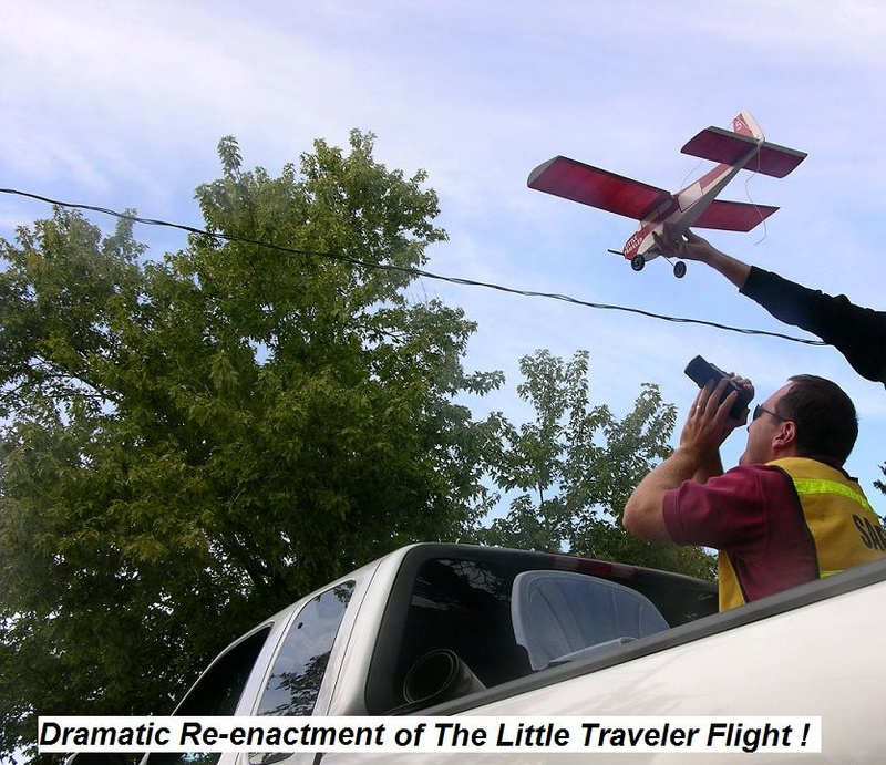 8th Annivesay of The Little Traveler Flight for St. Jude Children's Research Hospital Minnie20