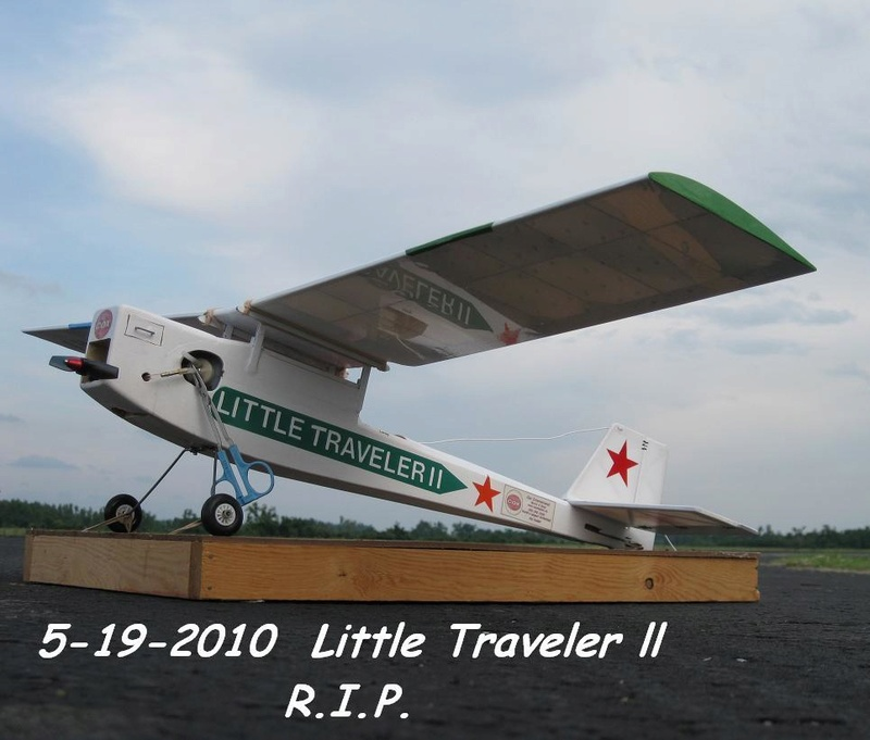 8th Annivesay of The Little Traveler Flight for St. Jude Children's Research Hospital Rip10