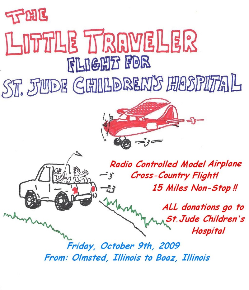 8th Annivesay of The Little Traveler Flight for St. Jude Children's Research Hospital St_jud10