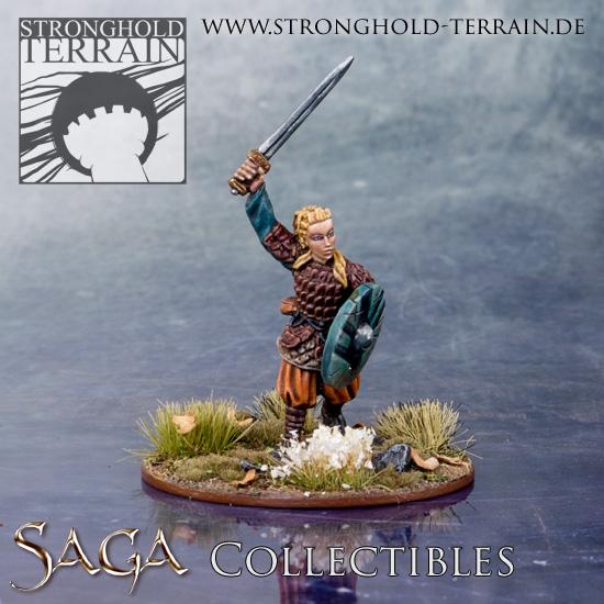 [VENTE/ECHANGE] SAGA Seigneuresse + shieldmaidens + Ragnar (8 figs) Sc019-10