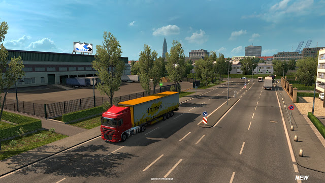 Revisione mappa Germania su Euro Truck Simulator 2 City_l10