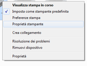 Come fare stampa di prova su Windows Img110