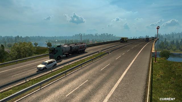 Revisione mappa Germania su Euro Truck Simulator 2 Landsc10
