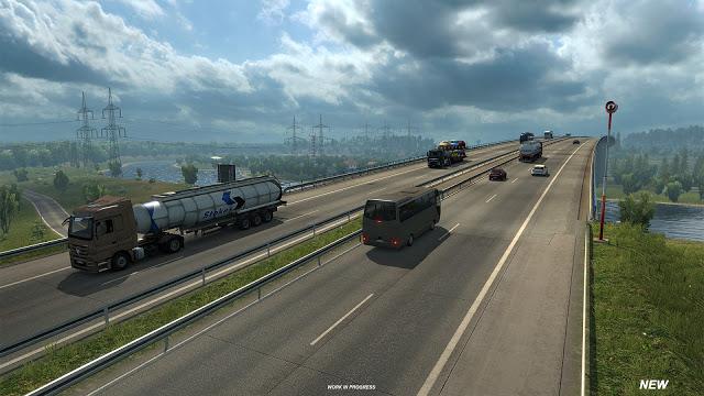 Revisione mappa Germania su Euro Truck Simulator 2 Landsc11