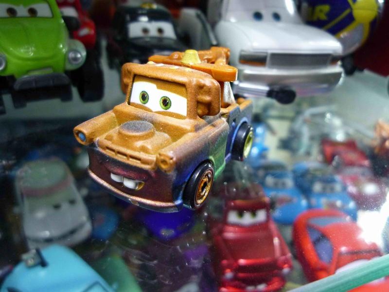 """Mini Racers Diecast : """" Le côté Miniature de la Force """" P1090445"""
