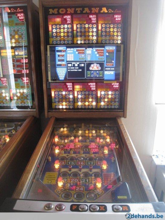 [WIP] pincab et borne arcade et Domoticz Bingo10
