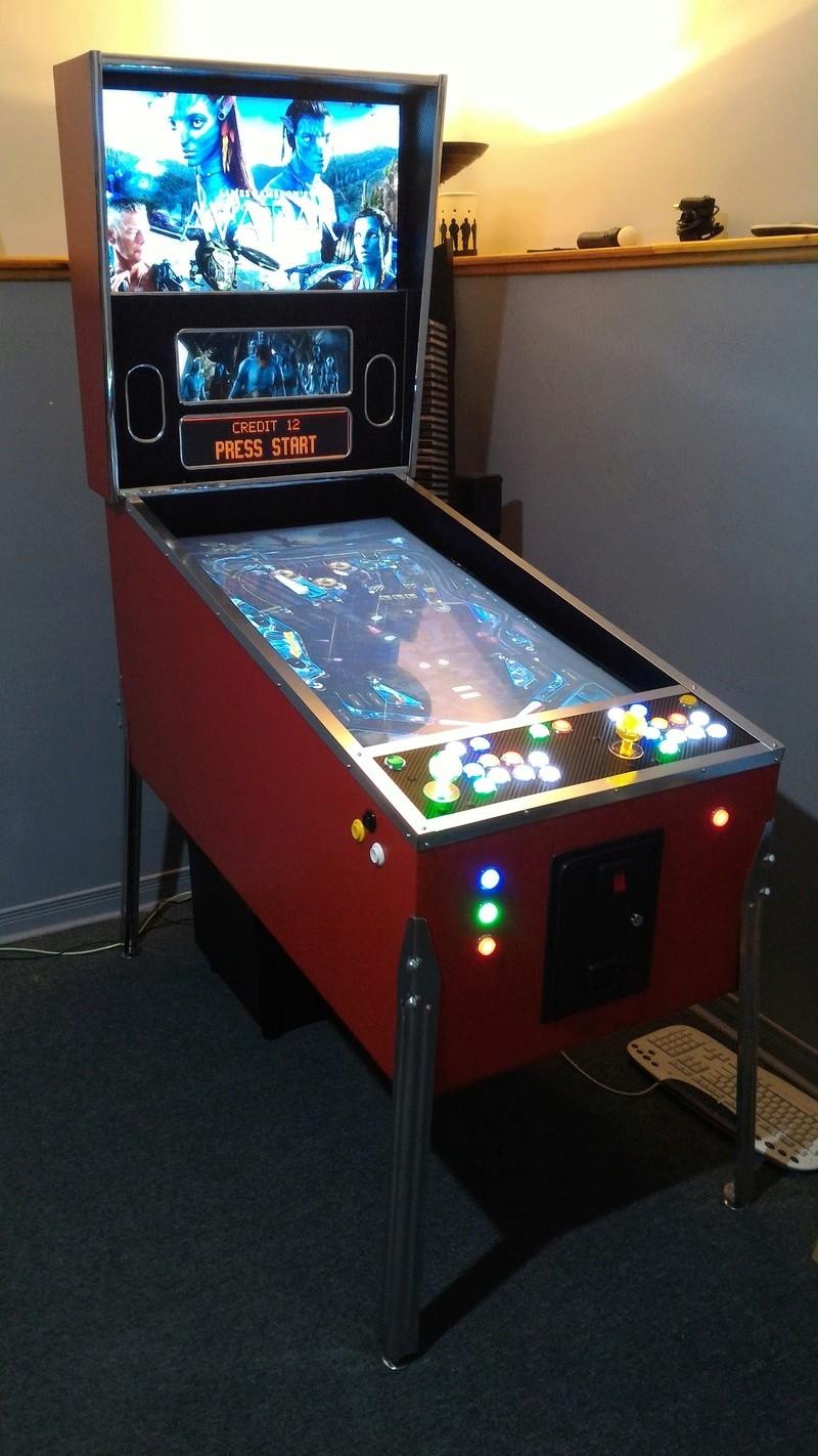 [WIP] pincab et borne arcade et Domoticz Pincab10