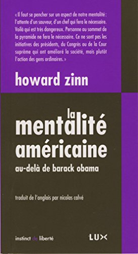 politique - Howard Zinn 41lts210