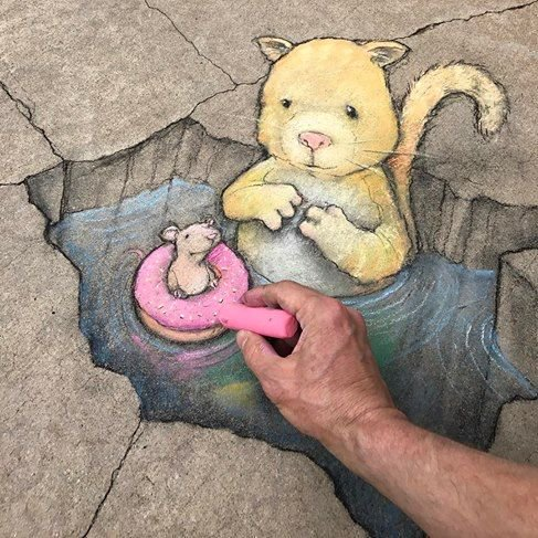 David Zinn - Street Art poétique Dh-9q612