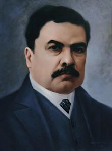 Rubén Darío Retrat10