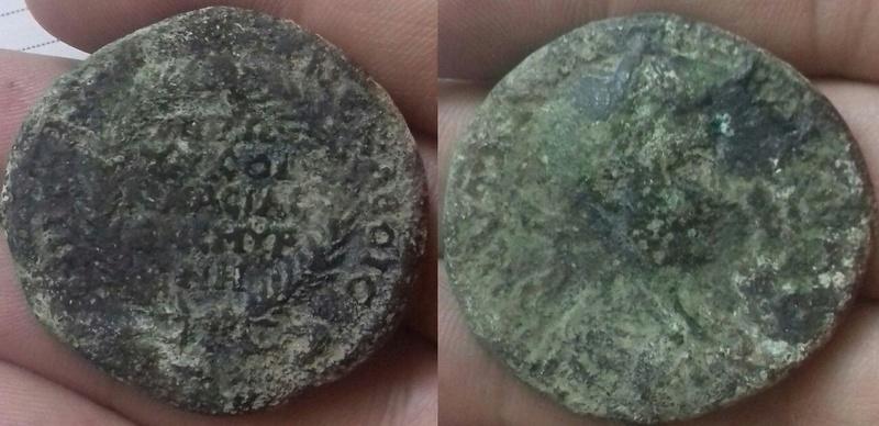 Bronze provincial de Smyrne pour Gordien III ... Medail10