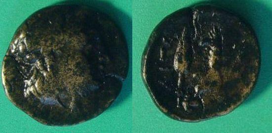 Bronze de la ligue étolienne ... Nnn10