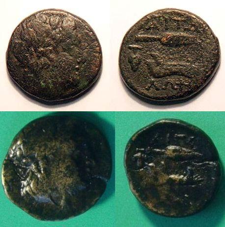Bronze de la ligue étolienne ... Presse34