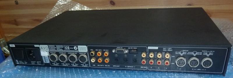 Naim AV2 Preamp(sold) P1030717