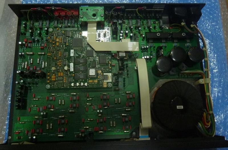 Naim AV2 Preamp(sold) P1030718
