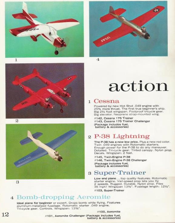 Red Wen Mac P-38 Lightning  P76p9610