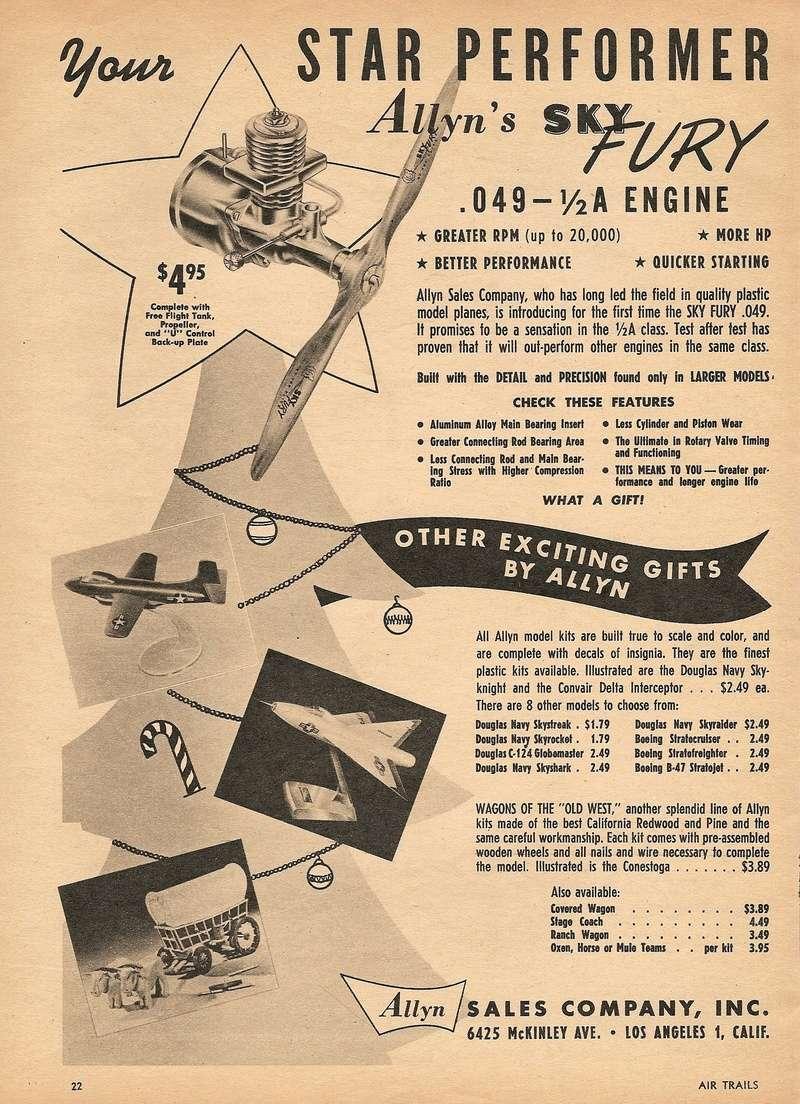 Interesting vintage engine. Fury Twin Stack  Skyfur10