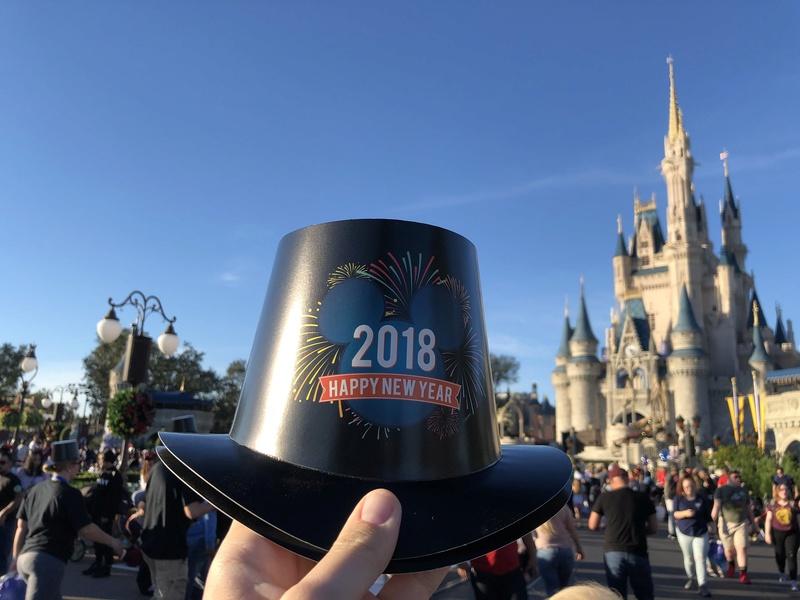 [Disneyland Park] Soirée du Nouvel An (31 décembre 2017) - Page 20 Img_2010