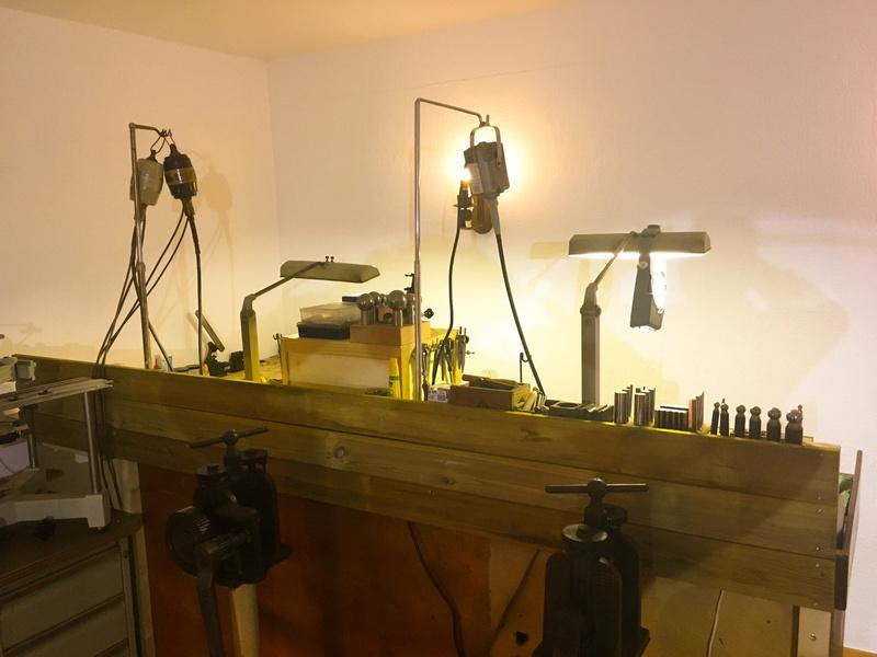 Mon nouvel atelier  032f7d10