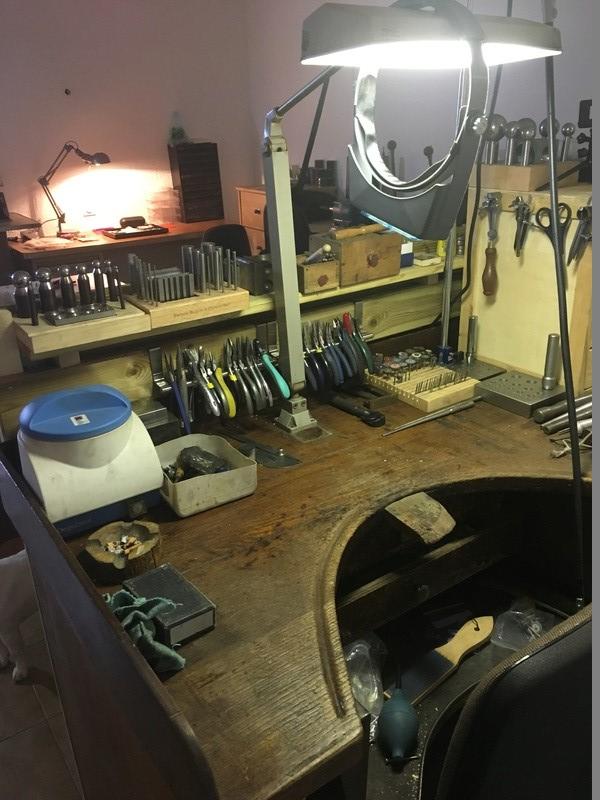 Mon nouvel atelier  87f15813